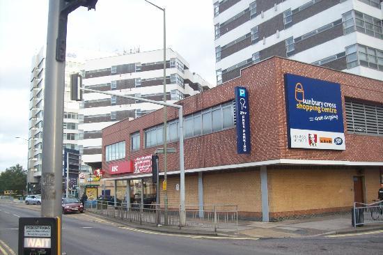 The Shops Close To The Hotel Picture Of Premier Inn Sunbury Kempton Park Sunbury Tripadvisor