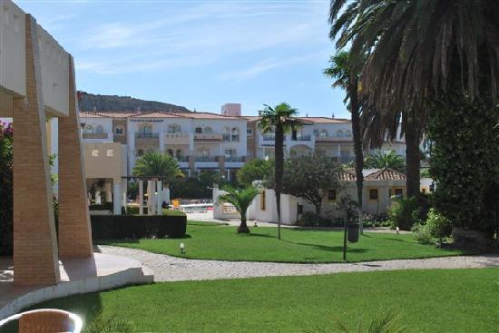 Hotel Luz Bay : Grounds Luz Bay Hotel