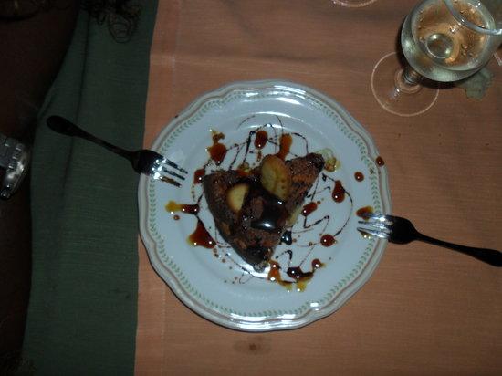 Locanda dei Mille: Dessert
