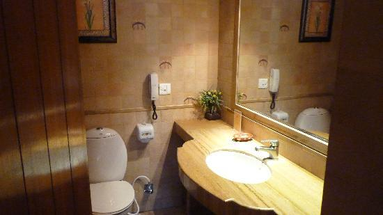 Chokhi Dhani Resort: Bathroom