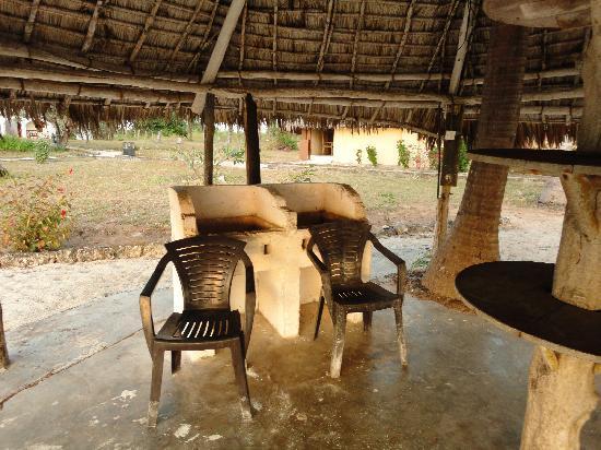 Tamarind Beach Hotel: Hotelanlage