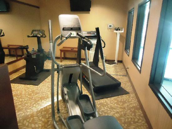 Holiday Inn Express Ashland: Fitness