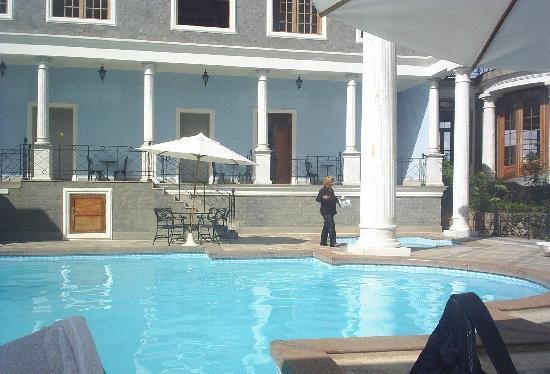 Aroso Paco Hotel: the pool
