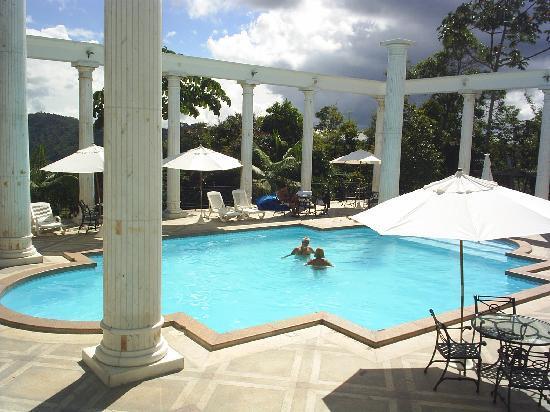 Aroso Paco Hotel: the pool again