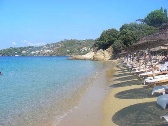 Skiathos, Greece: Spiaggia