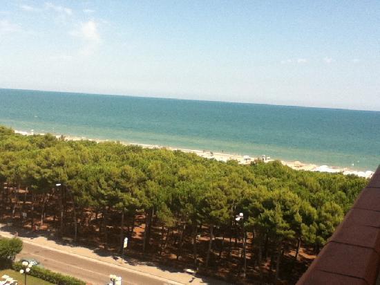 Hotel Doge: panorama dal balcone