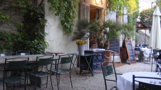 Restaurant Le Jardin du Quai