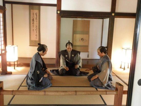 Kawagoe, Japon : 昔を再現