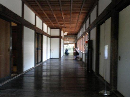 Kawagoe, Japon : 長い廊下