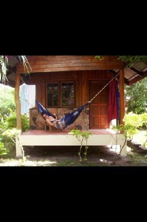 My Phangan Resort : our hut