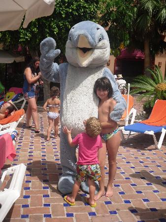 Almunecar Playa Spa Hotel: Animación a tope