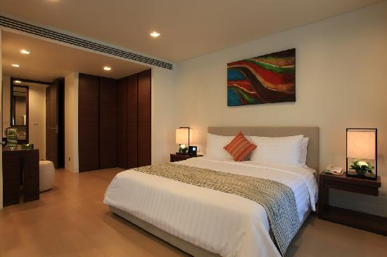 Angsana Villas Resort Phuket: 1Bedroom Suites Master Bedroom
