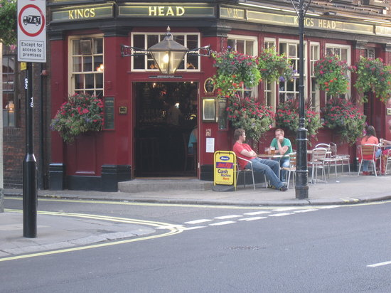 Kings head in bayswater picture of kings head pub bayswater kings head pub bayswater kings head in bayswater reheart Images