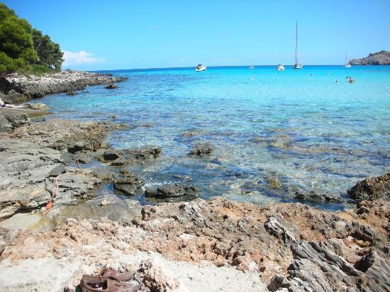 Mar Azul PurEstil Hotel & Spa: Cala Agulla