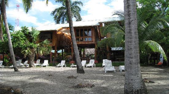 Samara Tree House Inn: Can't beat the location