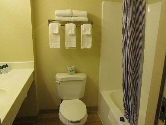 Extended Stay America - Colorado Springs - West : Bath  (King suite)