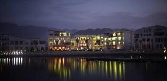 Sifawy Boutique Hotel - Jebel Sifah Marina