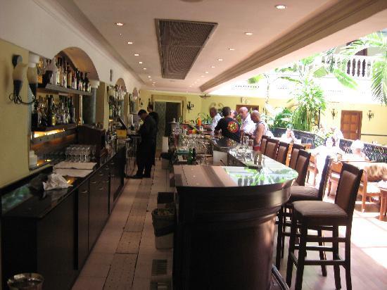 Iberostar Parque Central: Lobby Bar