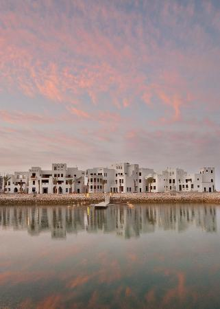 Sifawy Boutique Hotel: Jebel Sifah Marina