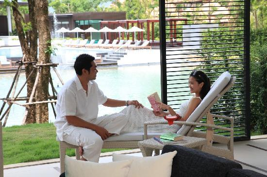 Angsana Villas Resort Phuket: 1 Bedroom Suites Terrace