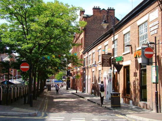 Manchester, UK: Gay Village