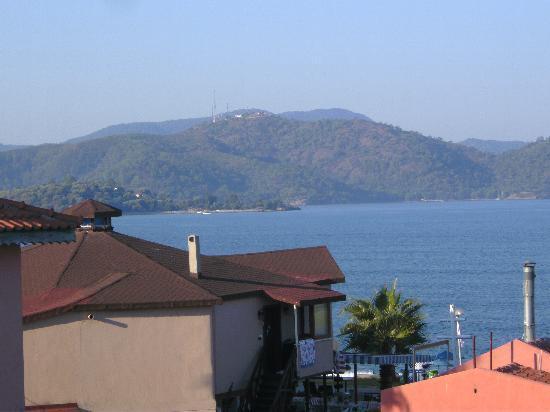 Area Otel: View towards Sovalye