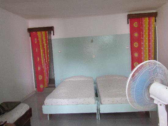 Tambacounda, Senegal: triple room