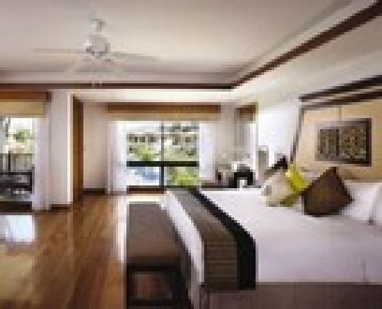 Angsana Villas Resort Phuket: 2 Bedroom Villa Master Bedroom