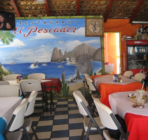 Restaurant El pescador: El Pescador