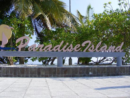 พาราไดซ์ ไอแลนด์ รีสอร์ท แอนด์ สปา: paradise island male