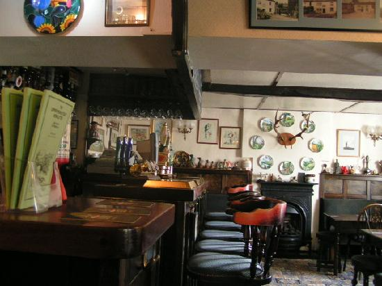 The George Inn: George Inn - Bar