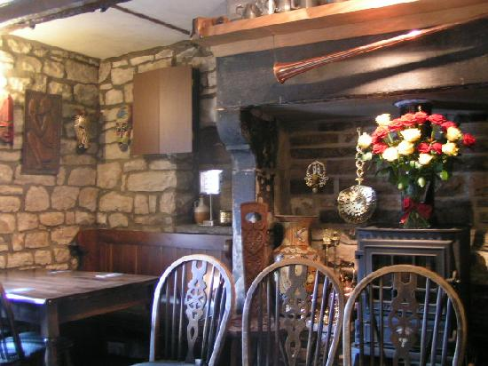 The George Inn: George Inn - Lounge