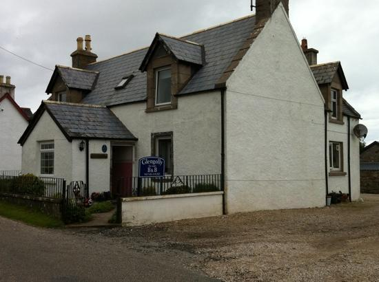 Glengolly Bed and Breakfast: BnB Glengolly, Durness