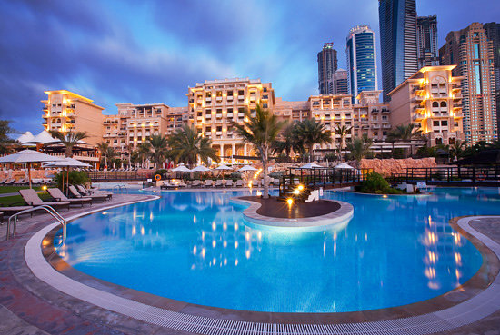 The westin dubai mina seyahi beach resort marina united for Top resorts in dubai