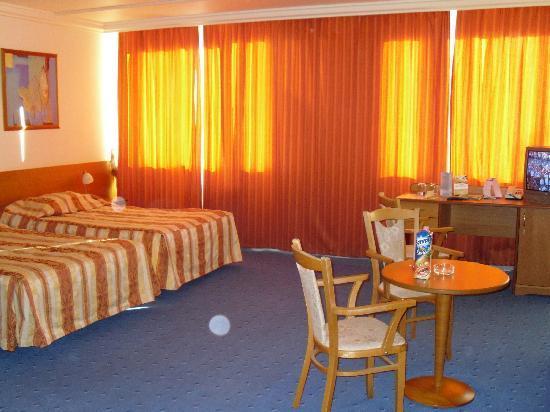 Stanza doppia top hotel foto di top hotel praha praga for Top hotel prag