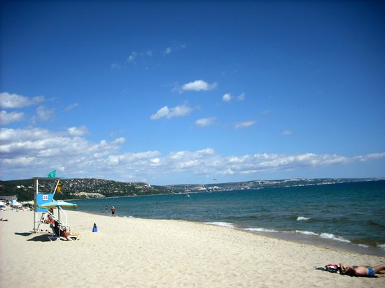 Hotel Mura: The Albena beach