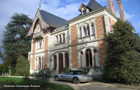 Chateau Valcreuse