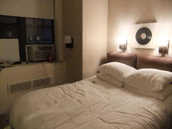 City Club Hotel: 部屋