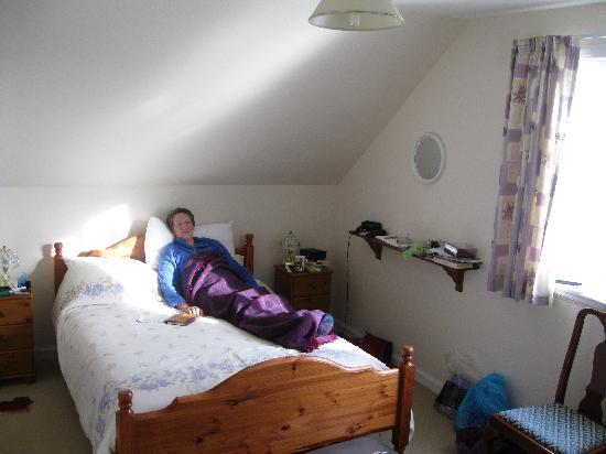 Benmora B&B: Our lovely room