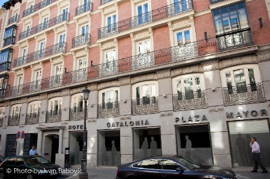 Great 4 Star Hotel In The Heart Of Madrid Hotel