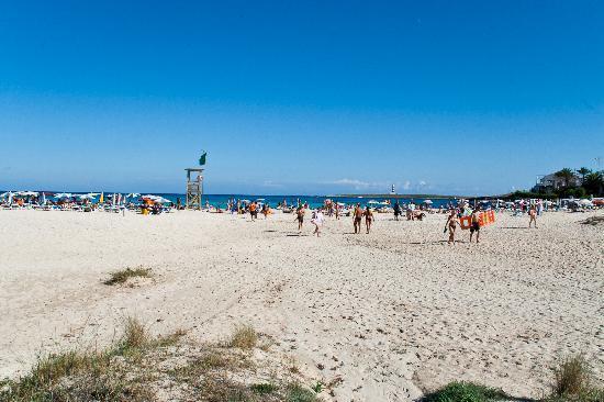 Isla Del Aire Apartments: Punta Prima Beach