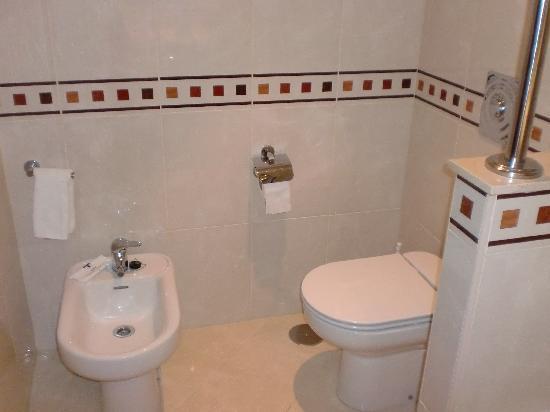 Hotel Puerto de la Cruz: Cuarto de baño
