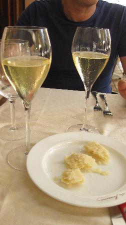 Da Faccini : l'aperitivo