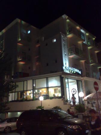 Hotel Rivazzurra Rimini: io con la mia famiglia