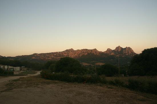 Agriturismo Rena: view