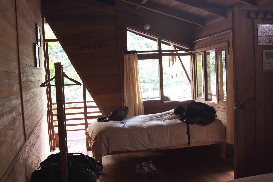 Rupa Wasi  Lodge : Chambre de luxe, au 1er étage