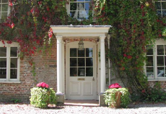 Buckland Manor Bed and Breakfast: Welcome to Buckland Manor