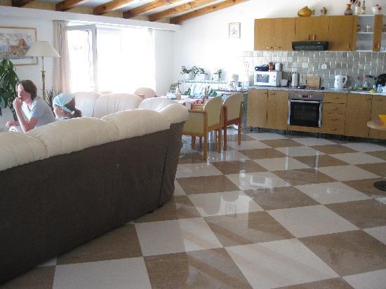 Apartments Carol: Apartment 6 interior