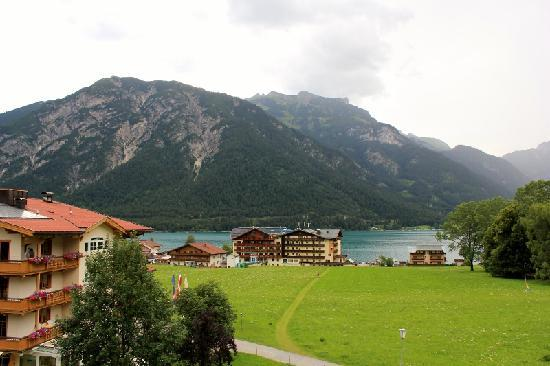 Der Wiesenhof: View from our room