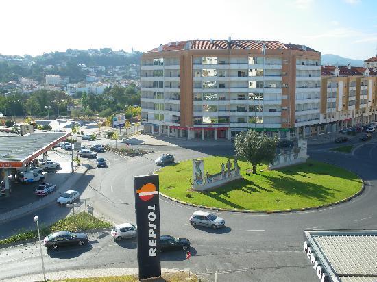 Ibis Leiria: Dalla mia finestra